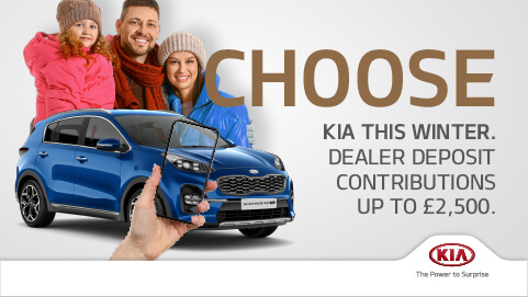 Choose: Kia
