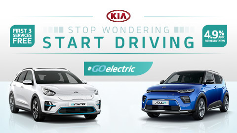 Free Servicing on Kia EVs