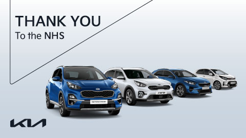 Kia Thank You 2 The NHS