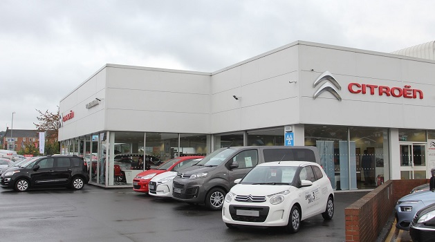 Citroen Leeds dealership