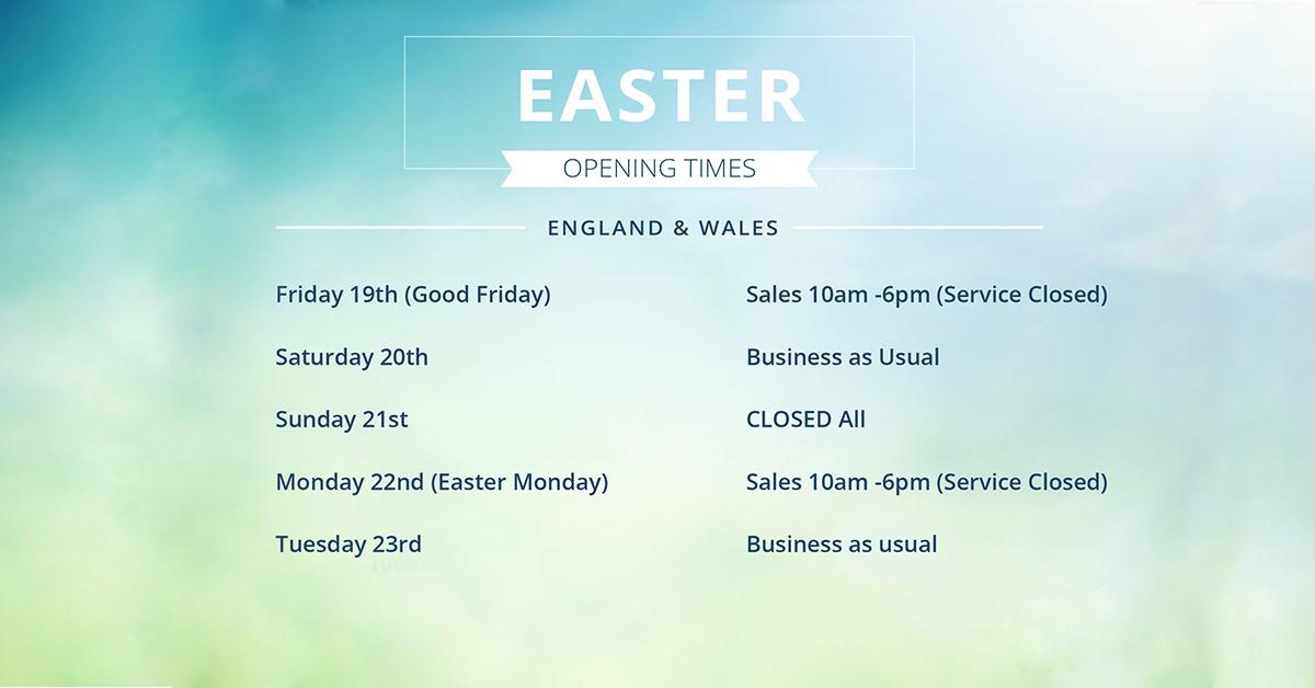 Easter England