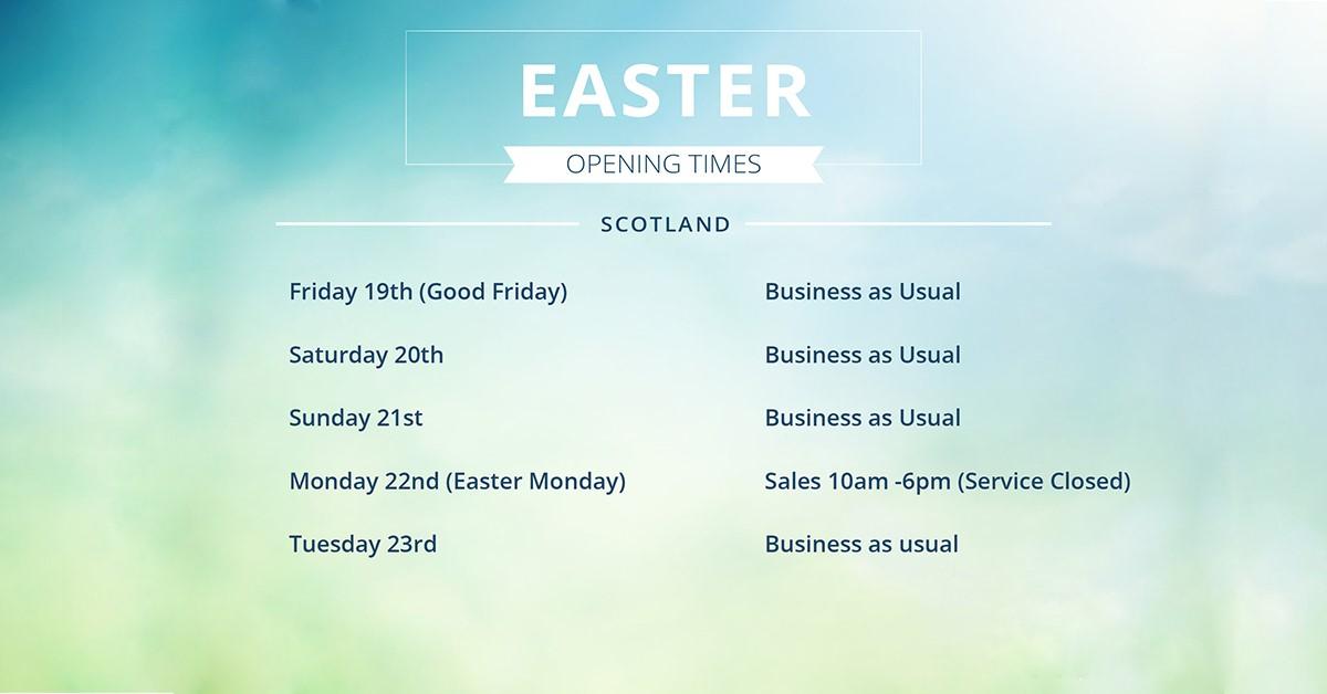 Easter Scotland