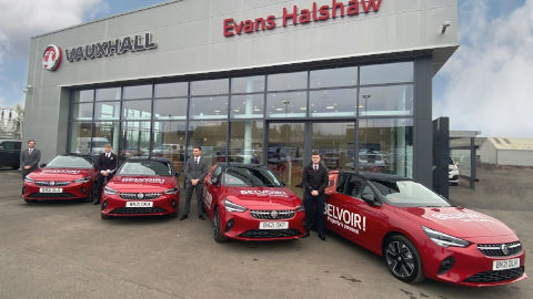 Evans Halshaw helps local estate agent make the move to electric