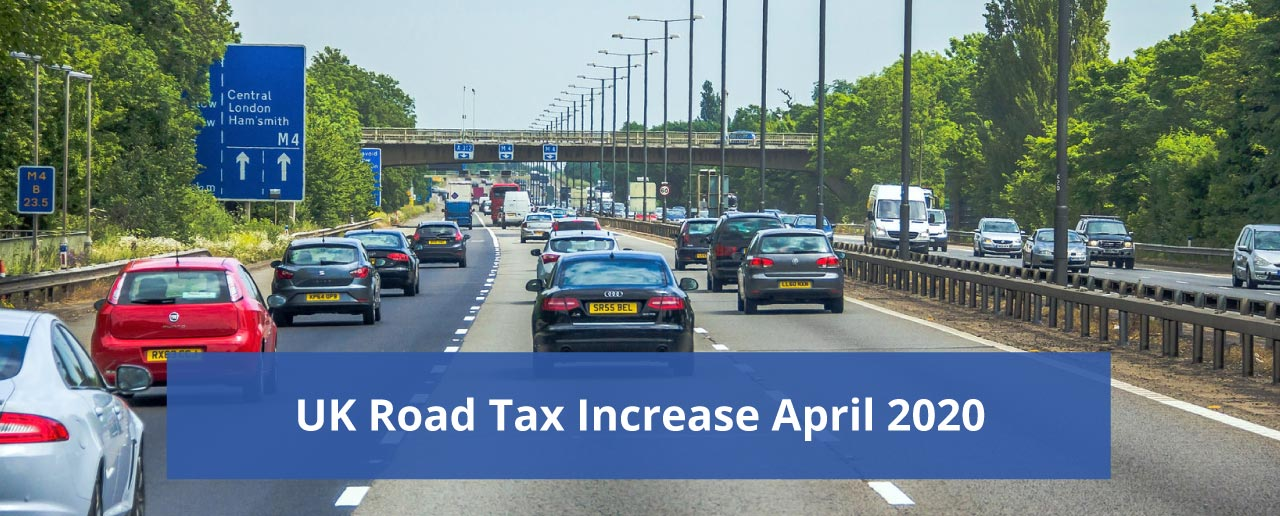 Road Tax Increase