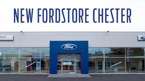 New FordStore Chester