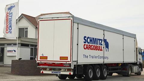 Schmitz Cargobull lorry