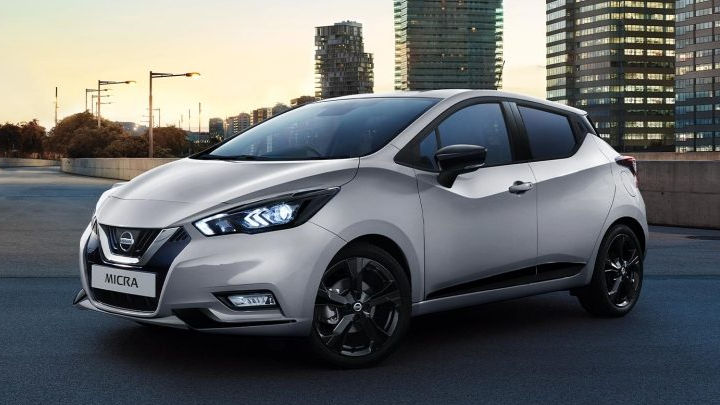 Nearly-New Nissan Micra