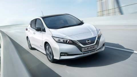 Nissan Hybrid and Electric
