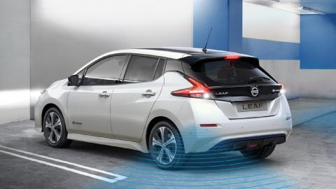 Nissan Leaf Switch Scheme