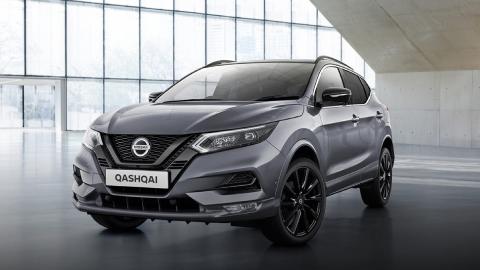 Nissan Qashqai Switch Scheme