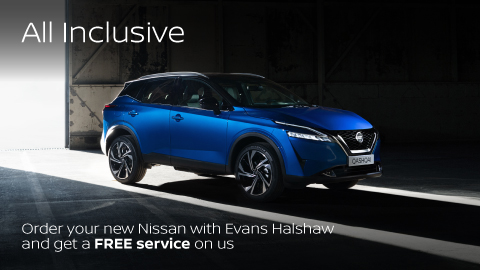 Nissan All Inclusive Promotion