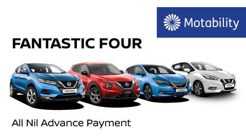 Nissan Motability: Fantastic Four