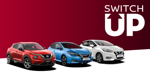 Nissan Switch Up