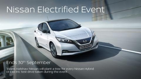 Nissan Electrified