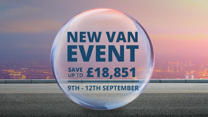 New Van Event