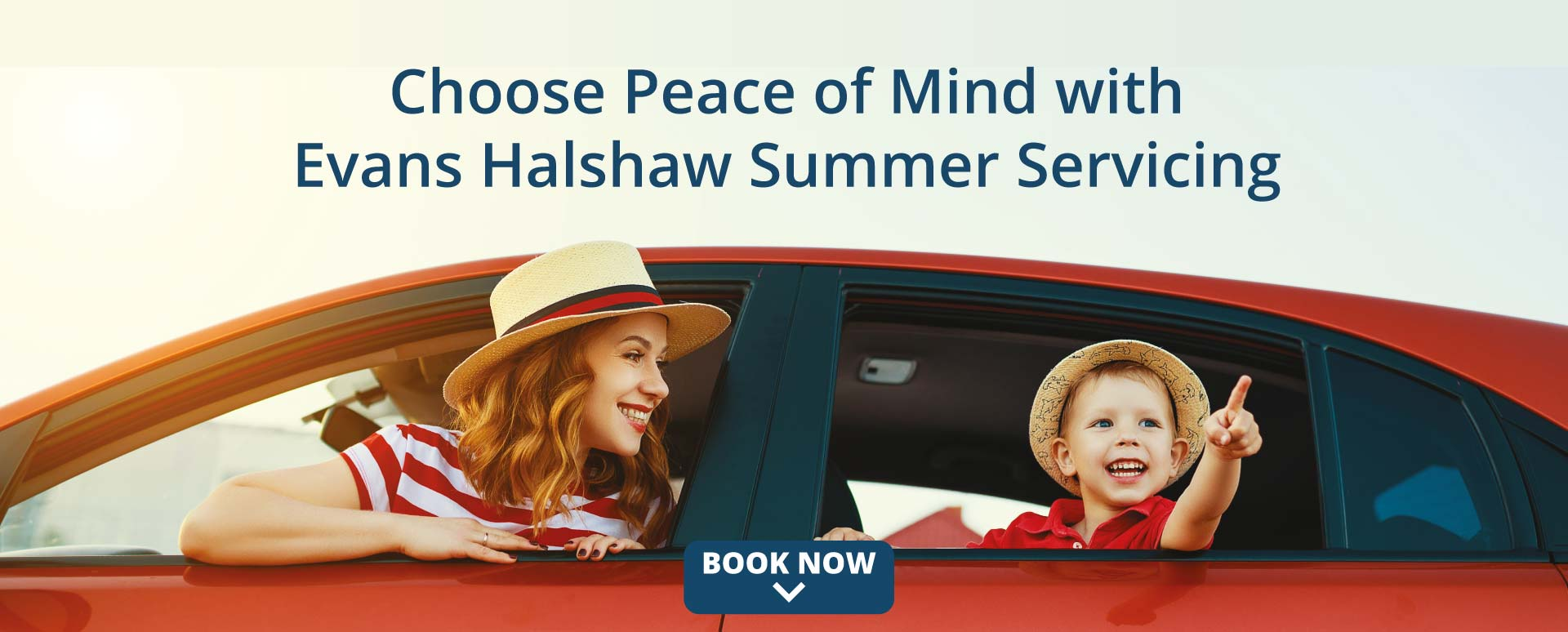 Choose Peace of Mind with Summer Servicing