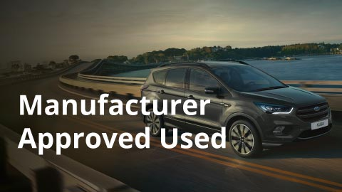Manufacturer Approved Used Cars