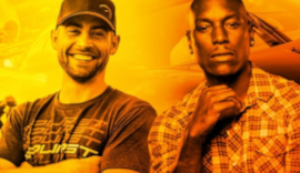 paul walker and tyrese gibson