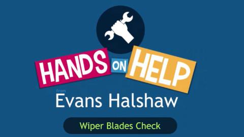 Wiper Blade Check