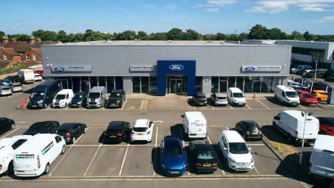 Evans Halshaw Dealership