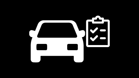 Peugeot multi-point check icon