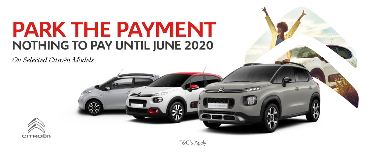 Citroen buy now pay later