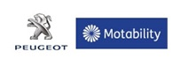 Peugeot Motability Logo