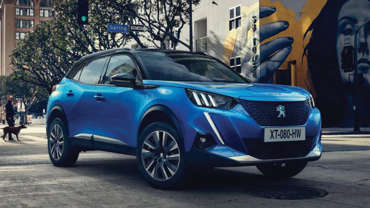 Nearly-New Peugeot 2008