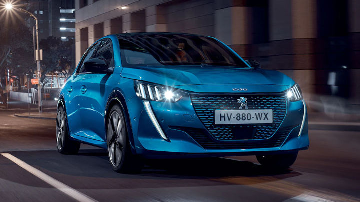 Nearly-New Peugeot 208