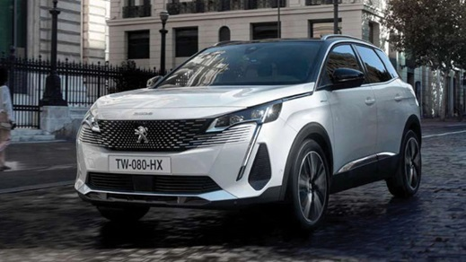 Nearly-New Peugeot 3008