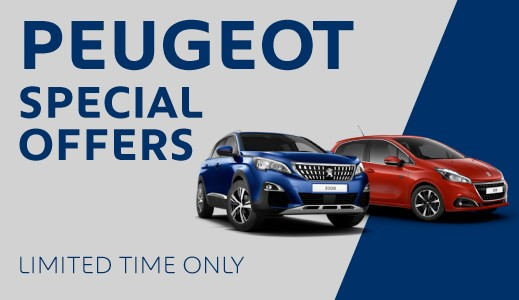 Peugeot special offers