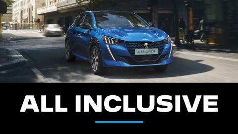 Peugeot All Inclusive