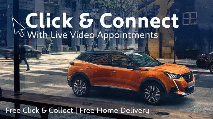 Peugeot Click and Connect