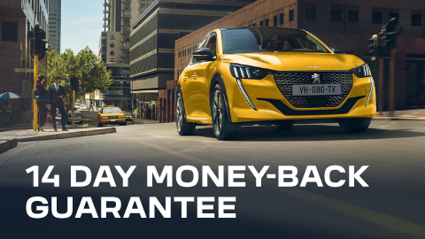 Peugeot Money Back Guarantee