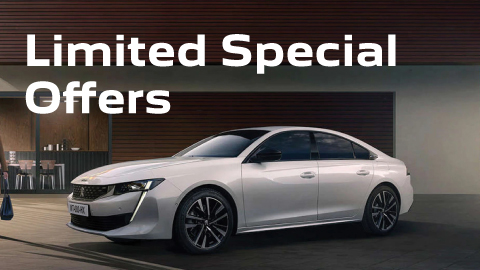 Peugeot Limited Special Offers