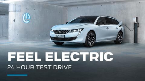 Peugeot 24-Hour Test Drive