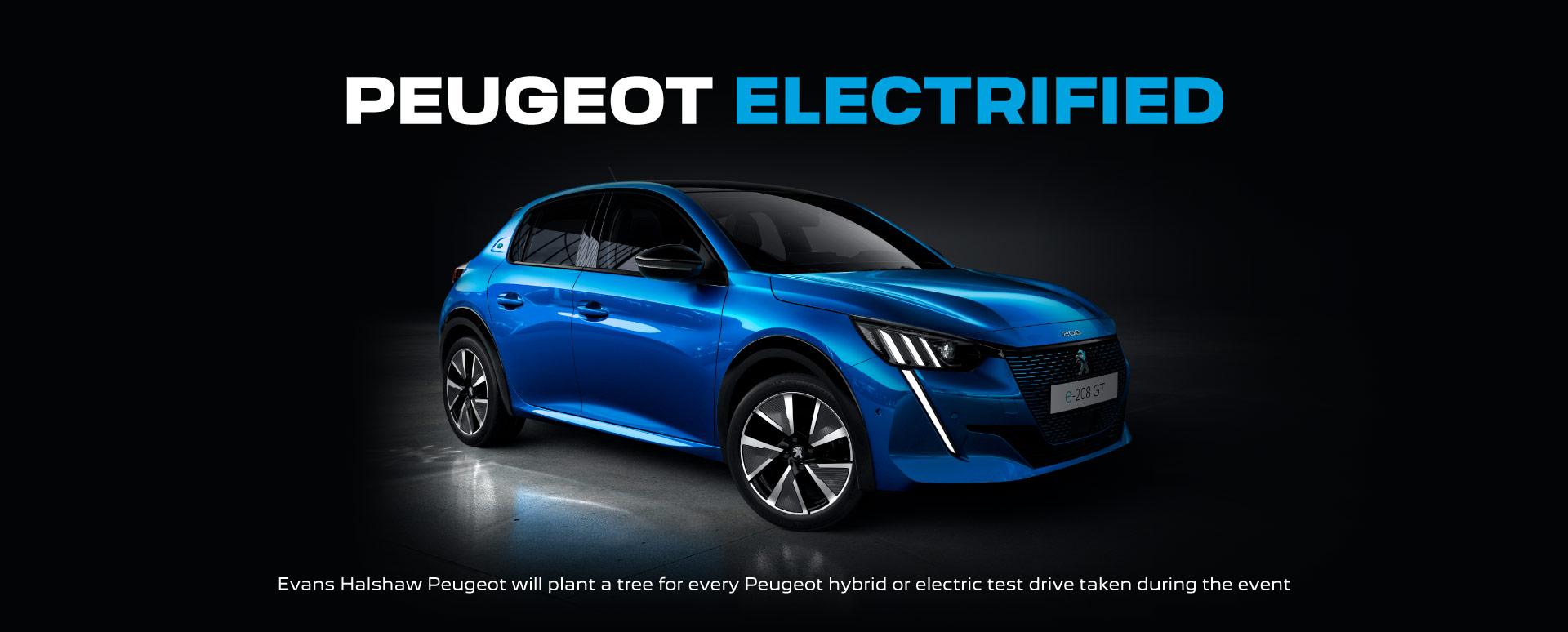 Peugeot Electrified