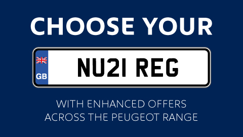 Choose NU21 REG Peugeot