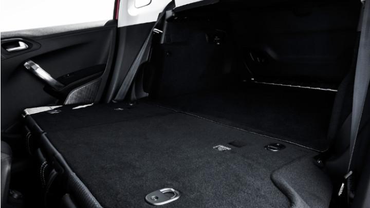 Peugeot 2008 (2013-2019) Boot