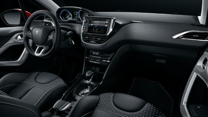 Peugeot 2008 (2013-2019) Interior