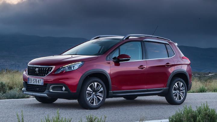Peugeot 2008 (2013-2019) Exterior