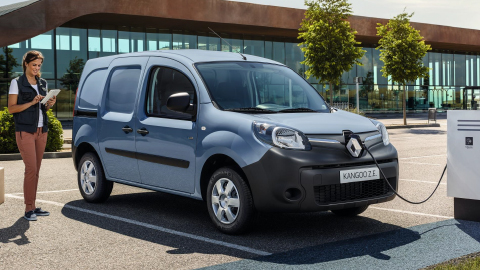 Renault Hybrid and Electric