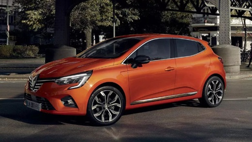 Nearly-New Renault Clio
