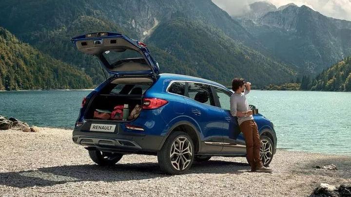 Nearly-New Renault Kadjar