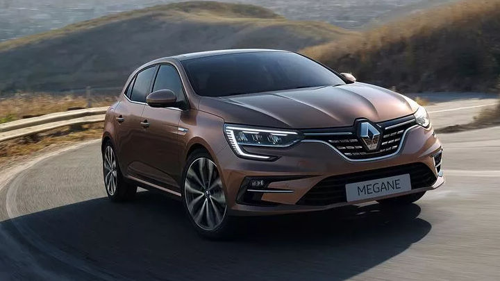 Nearly-New Renault Megane