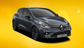 Renault Grey Clio Iconic