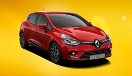 Renault Red Clio Play