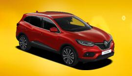 Renault Red KADJAR Iconic
