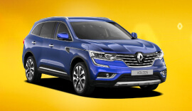 Renault Koleos Blue