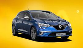 Renault Megane Blue